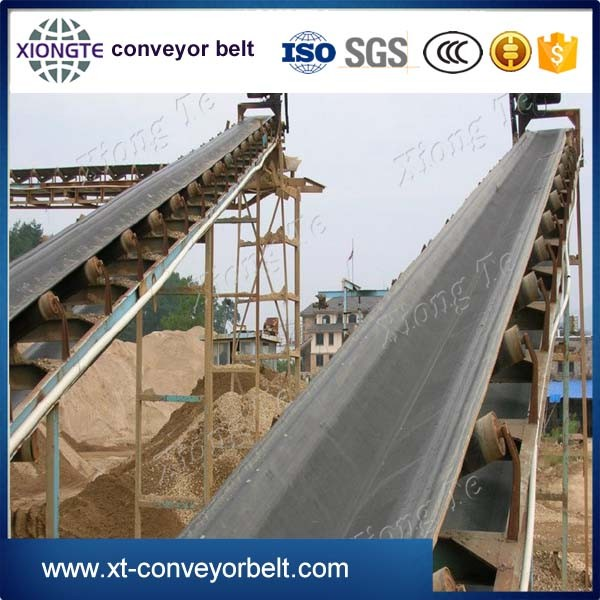 canvas belt conveyor EP conveyor belt export trade