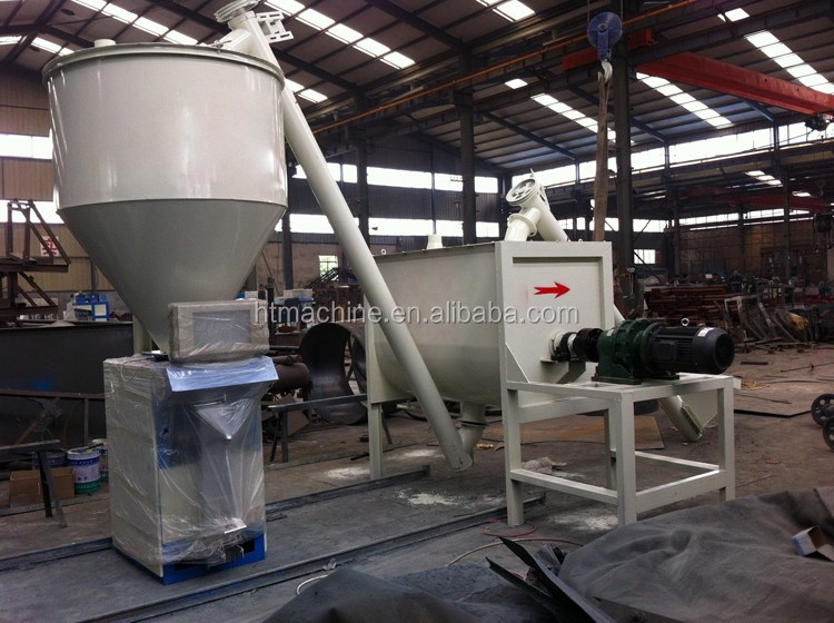 2016 Hot Sale Dry Mortar Mixing Plant