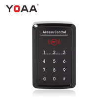 WG26 proximity card access control.125KHz touch panel door entrance guard system from original manufacturer YOAA