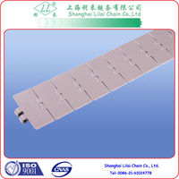 820-k325 plastic table top chain for conveyor machine