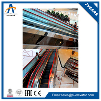 outdoor top quality multifunctional escalator cost