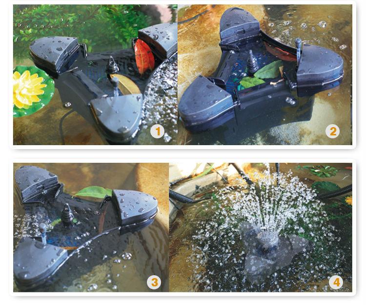 Sunsun csp swimming pool skimmer for pond and garden buy for Garden pond skimmer