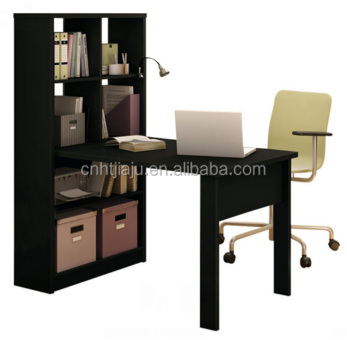 south shore annexe work table storage unit combo pure black desk