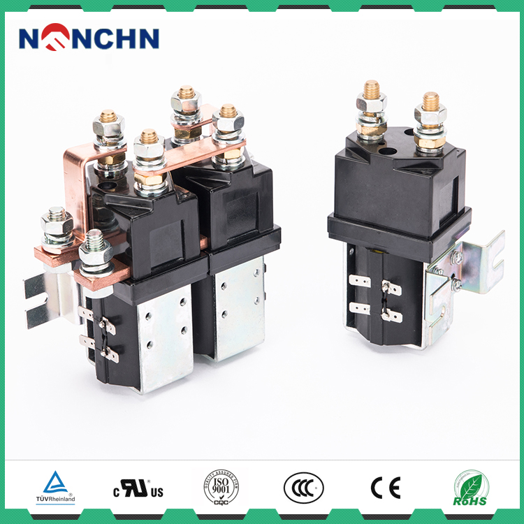 NANFENG New Products For 2017 12V Contactor Price Telecommunication Dc Relays