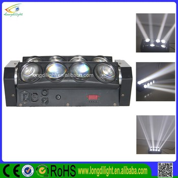 8X10W 4IN1 moving head led spider beam moving head light stage equipments