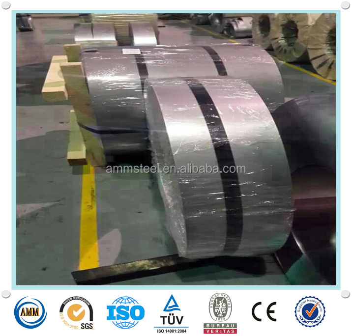 widely used for pipe manufacturing Galvanized steel strip