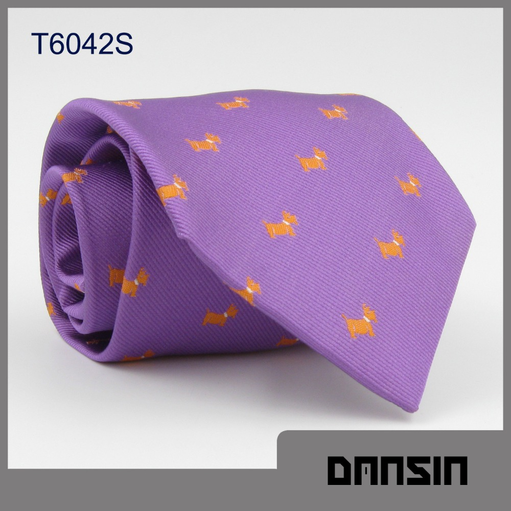 High Quality New arrival Standard Silk Designer Ties