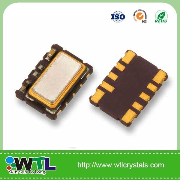 7.0*5.0mm low power crystal Oscillator piezoelectric crystals for sale