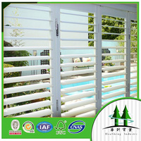 Decorative interior Aluminum Shutter