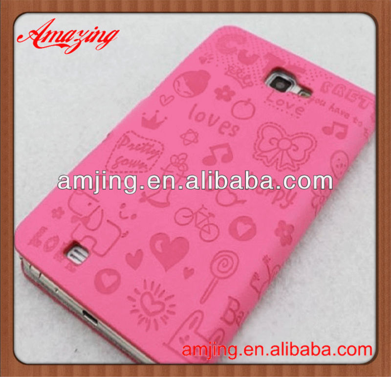 High quality wallet leather case for samsung galaxy s3 i9300