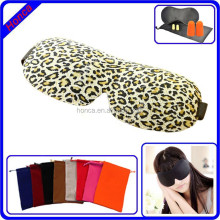 Airline 3D sleep eye shade eye mask with earplug