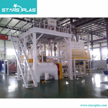 Automatic mixer for pvc dosing mixing feeding system