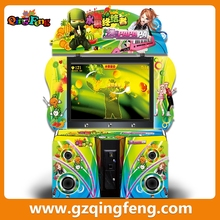 Fruit Ninja redemption games cut fiuit lottery ticket dancing touch game machine