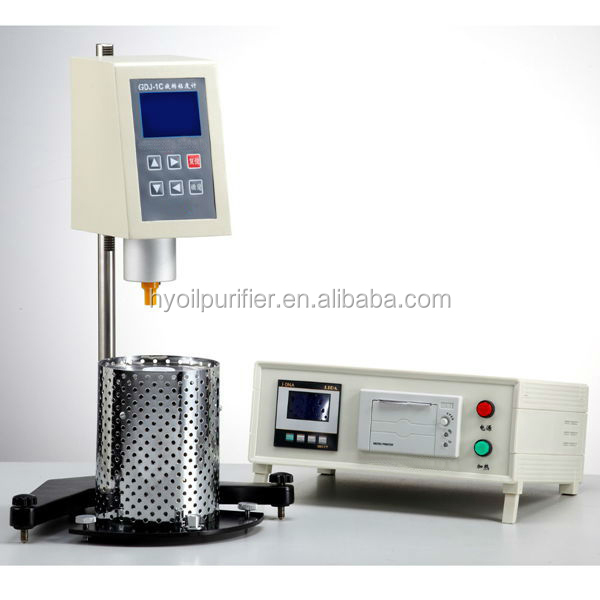 GDJ-1C Digital Brookfield Rotational Viscometer Viscosity Meter