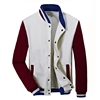 Cotton Fleece Custom Design Varsity Jacket