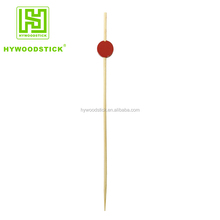 Disposable Bamboo Picks With Beads Ball On Top Picks For Food
