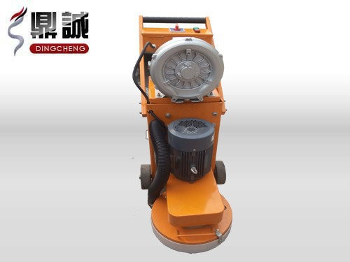 small road equipment concrete polishing machine