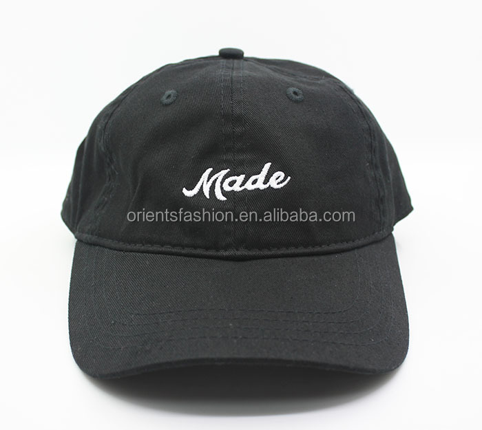 custom fashion dad hat <strong>cap</strong>, unstructured men hats