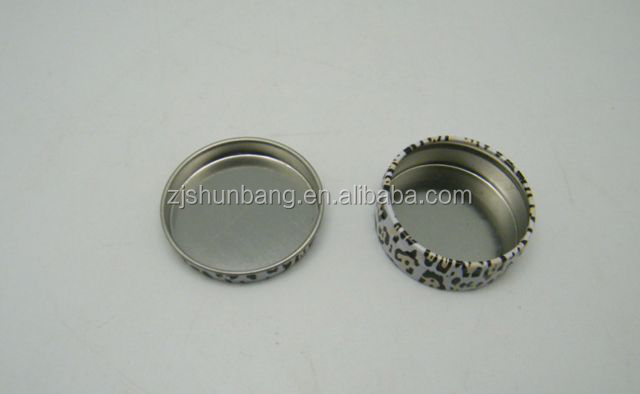 cheap metal soap metal soap tin boxeses/ round metal tin/ with zipped mask metal soap tin boxes