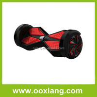 Free shipping and tax !!! fast delivery 600W two wheels drifting balancing hover board/scooter in factory price OX-BW8