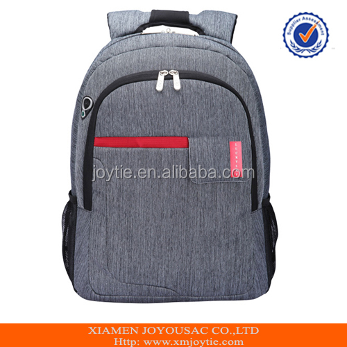 2017 High Quality Durable Laptop College Backpack School Bag