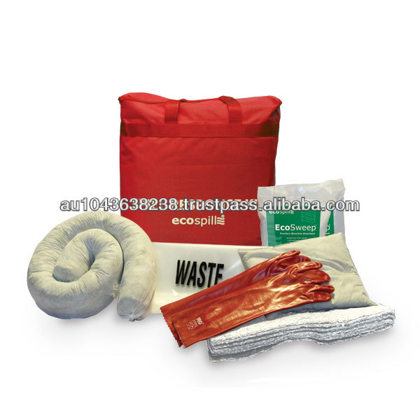 40L Hydrocarbon (Fuel and Oil) Spill Kits