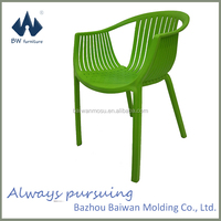 Fadeless Garden Outdoor Monoblock Plastic Chair