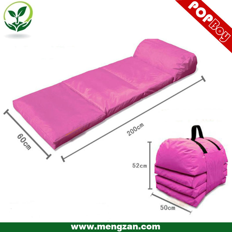 Elegant Outdoor beach bean bag bed, Foldable, portable and comfortable bean bag couch