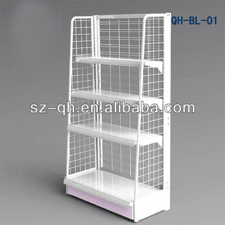 China supermarket bread Candy rack shelf