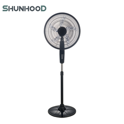 18'' Plastic National Electric Stand Fan