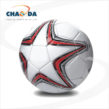 Promotion Custom Print Pu Football Soccer Ball
