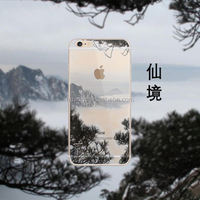 Cheapest Soft Fairyland TPU Gel Cover Case for iPhone 6 Super Slim 3D case For for iPhone 6 case