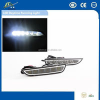 Beautiful 6V DRL LED Daytime Running Light For Mazda 6 Low Configutation 2009 - 2013