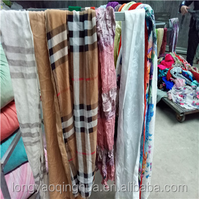 Cheap wholesale Silk scarves used summer clothes