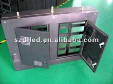 alibaba 2012 hot products popular!!!video advertising outdoor hanging/rental/fixed P10 full color led cabinet