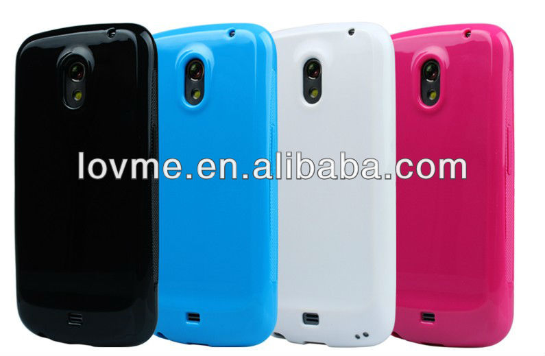 TPU Cover Case For Samsung Galaxy nexus i9250