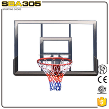children portable custom basketball backboard
