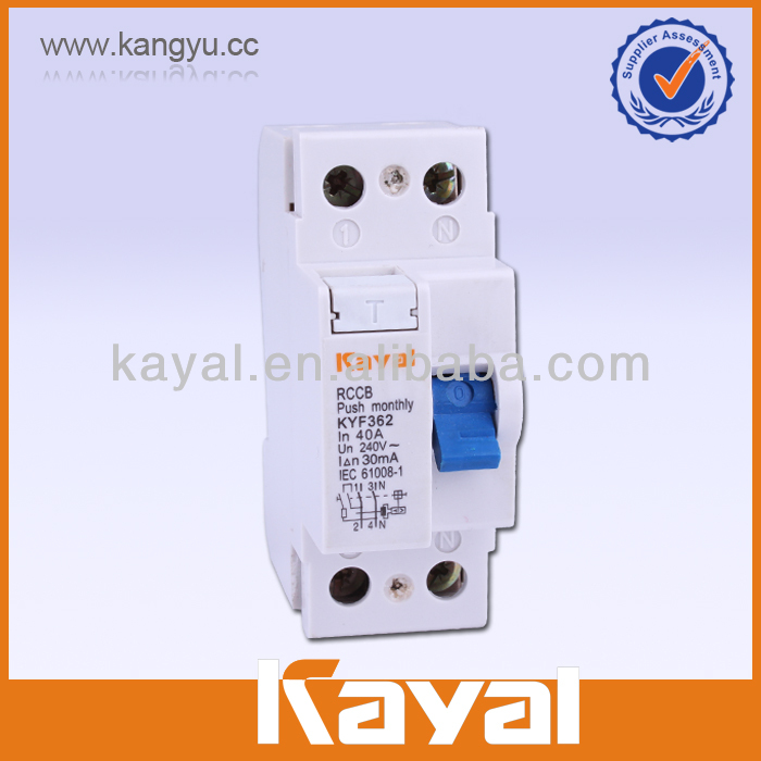 Moller type,F360 residual current circuit breaker,automatic,high quality RCCB China supplier