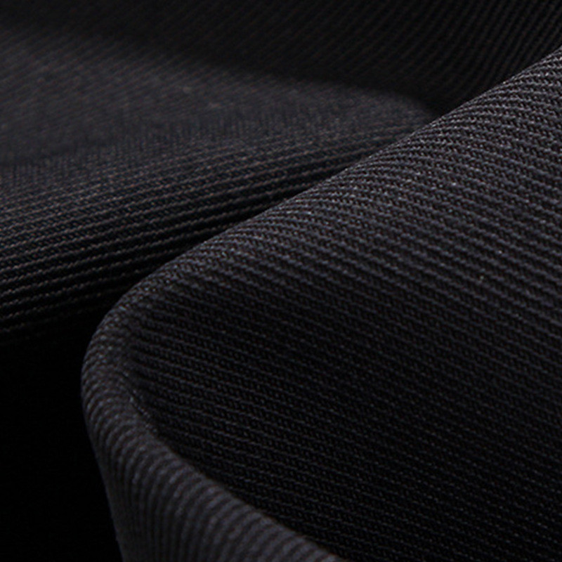 Italian Print Light Weight TR Jute Spandex Fabric/Soft Brush Black Polyester Rayon Spandex Fashion Fabric