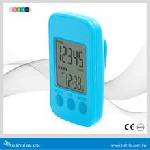 New Calorie Measurement Multifunctional Carry Walking 3D Pedometer With Goal Tracker