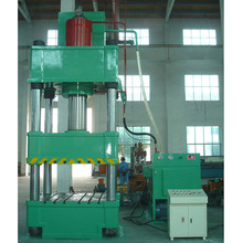 160 ton hydraulic press for rubber vulcanization