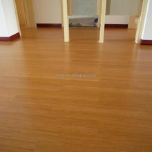 Natural colour horizontal Bamboo Flooring