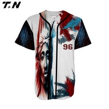 New arrival cheap sublimated baseball jerseys