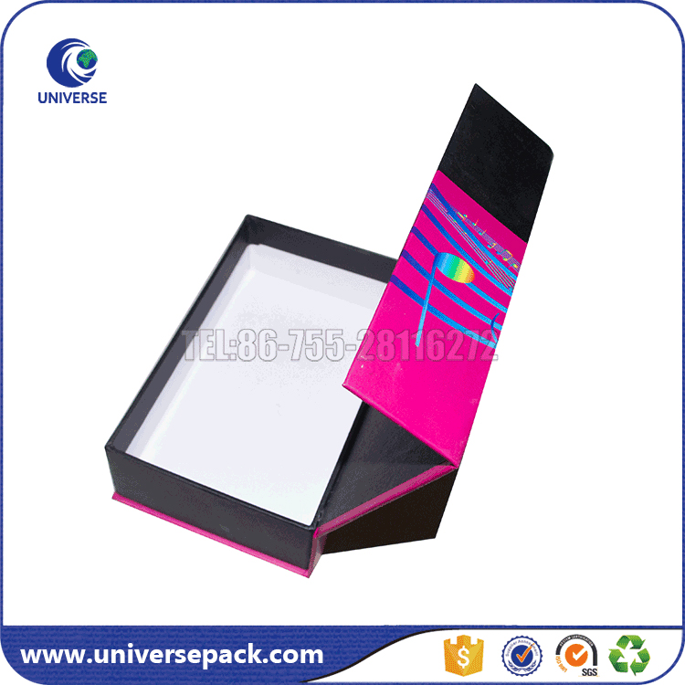 Luxury wholesale custom boxes with magnetic lid for gift