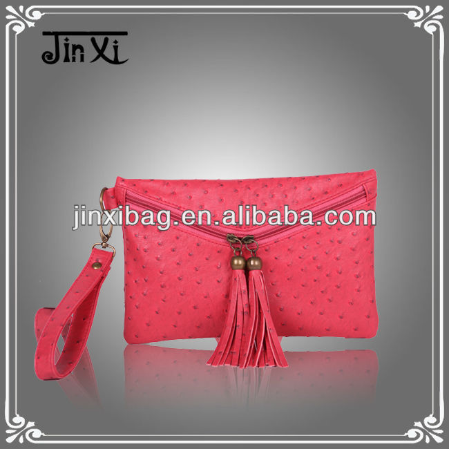 Fashion designer clutch bags or evening bags for women