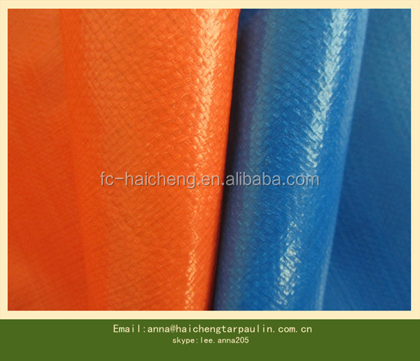 180g PE waterproof tarpaulin for truck cover