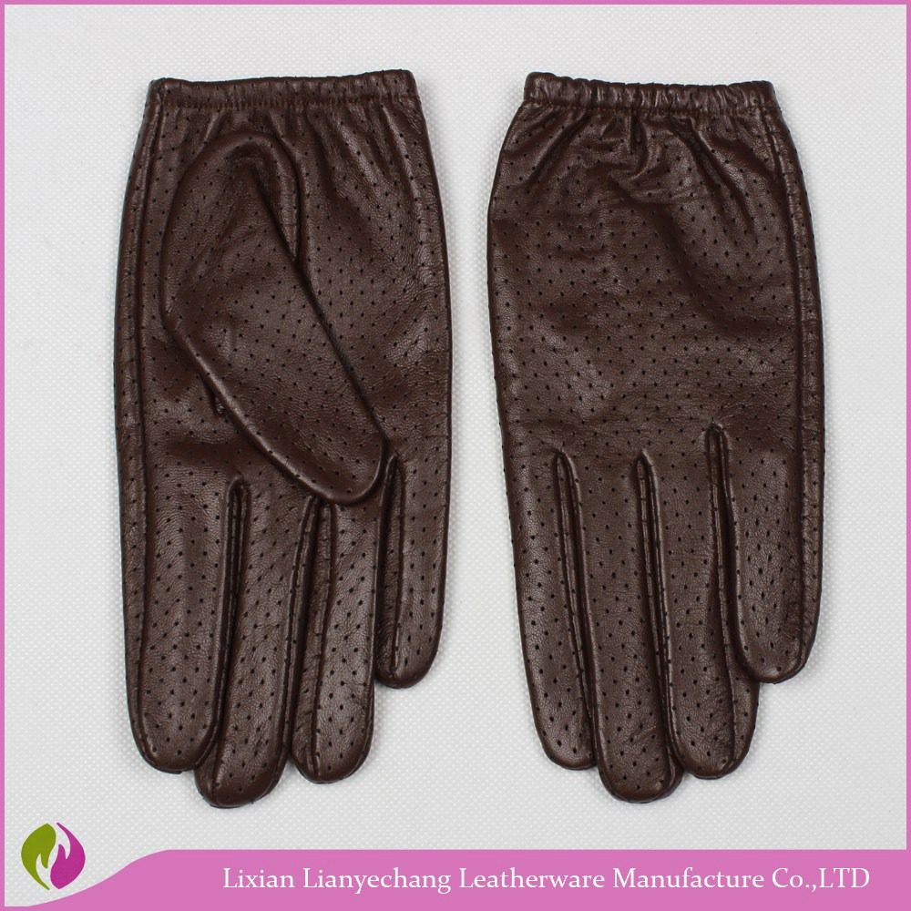 OEM manufacturers leather hand gloves