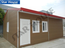 modular container prefab portable bungalow