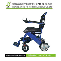 tilt in space electric wheelchair caster