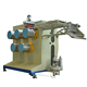 high technology cotton brick packing pet strapping belt tape production line
